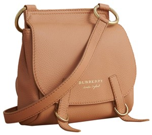 Burberry Leather Soft Cross Body Bag