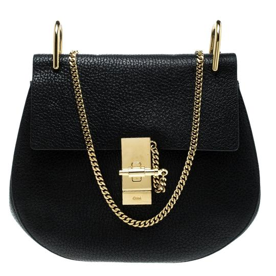 Preload https://img-static.tradesy.com/item/24127405/chloe-drew-medium-black-leather-shoulder-bag-0-0-540-540.jpg