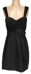 Max and Cleo Party Formal Pleated Rouched Dress