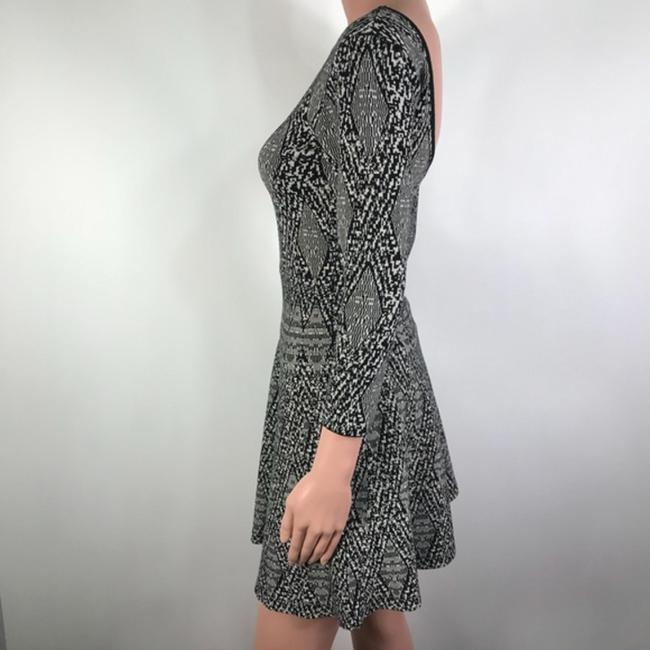 Zara short dress Black/Gray on Tradesy Image 1