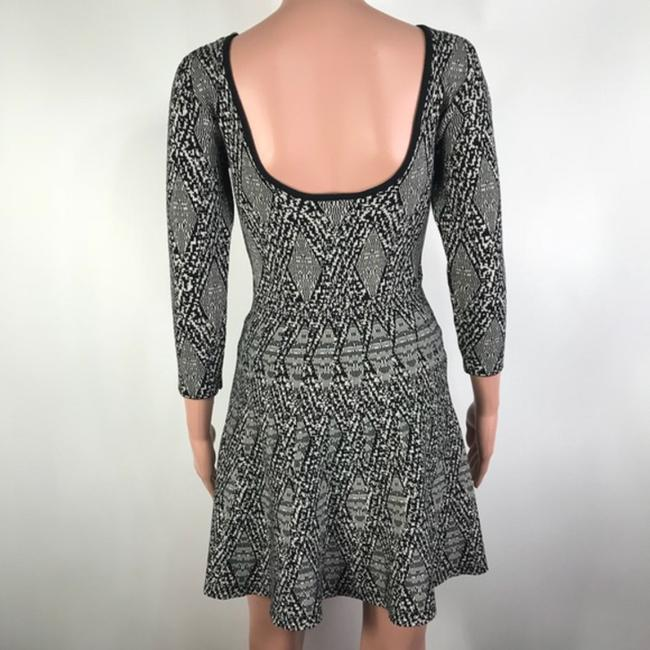 Zara short dress Black/Gray on Tradesy Image 4