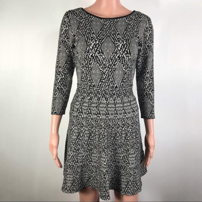 Zara short dress Black/Gray on Tradesy Image 6