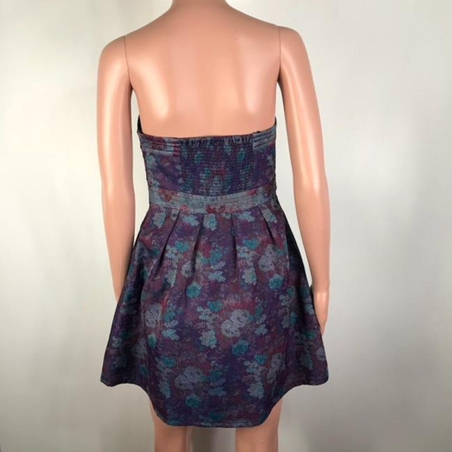 Free People short dress Purple/Blue on Tradesy Image 1