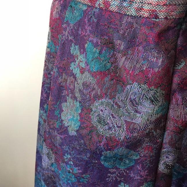 Free People short dress Purple/Blue on Tradesy Image 5