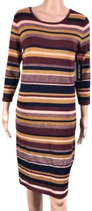 Allison Brittney short dress Multicolor on Tradesy