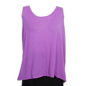 Eileen Fisher Top Orchid Purple