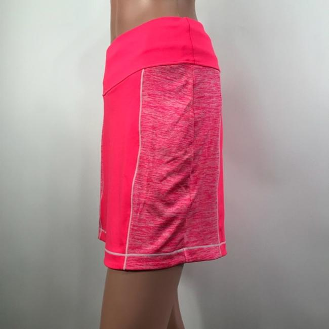 Under Armour Mini Skirt Neon Pink/Coral Image 3