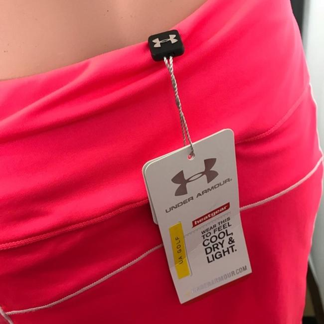 Under Armour Mini Skirt Neon Pink/Coral Image 5