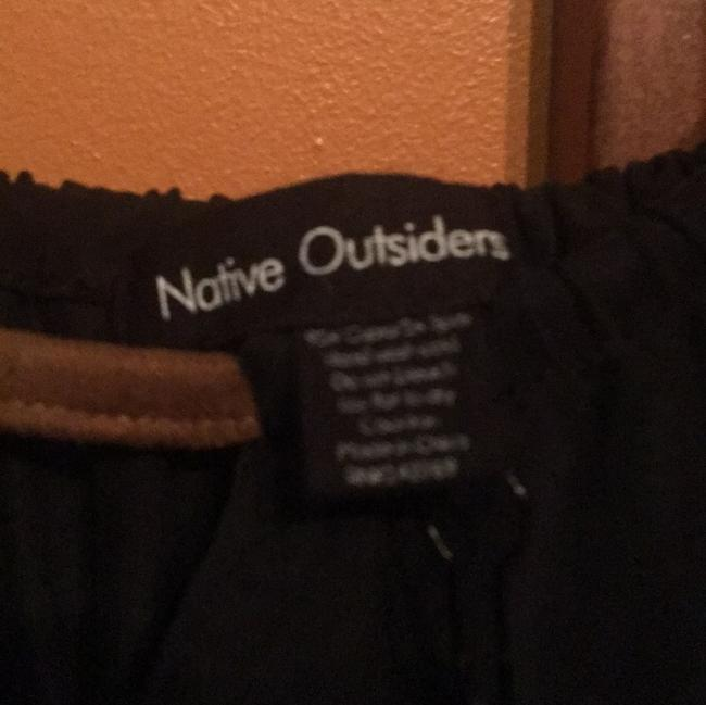Native Outsiders short dress black on Tradesy Image 5