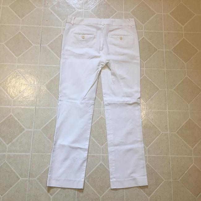 Theory Work Summer Capri/Cropped Pants White Image 2