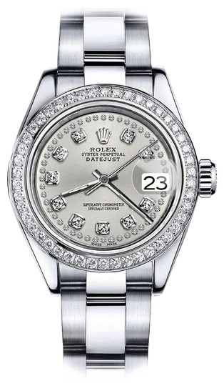 Preload https://img-static.tradesy.com/item/24128576/rolex-stainless-steel-silver-string-36mm-datejust-oyster-bracelet-watch-0-1-540-540.jpg