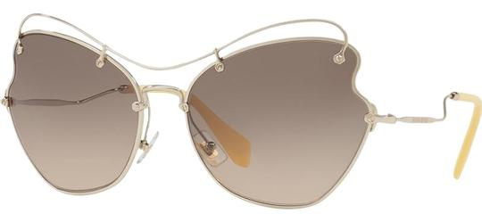 Preload https://img-static.tradesy.com/item/24128660/miu-miu-pale-gold-women-butterfly-metal-frame-with-grey-sunglasses-0-6-540-540.jpg