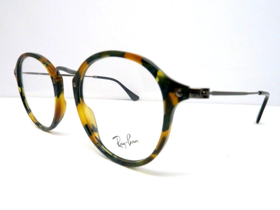 1469dd250e Ray-Ban Tortoise Green New Round 2447v 5493 Unisex Optical ...