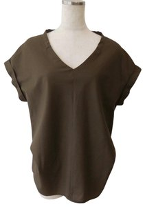MOUSSY Top Brown