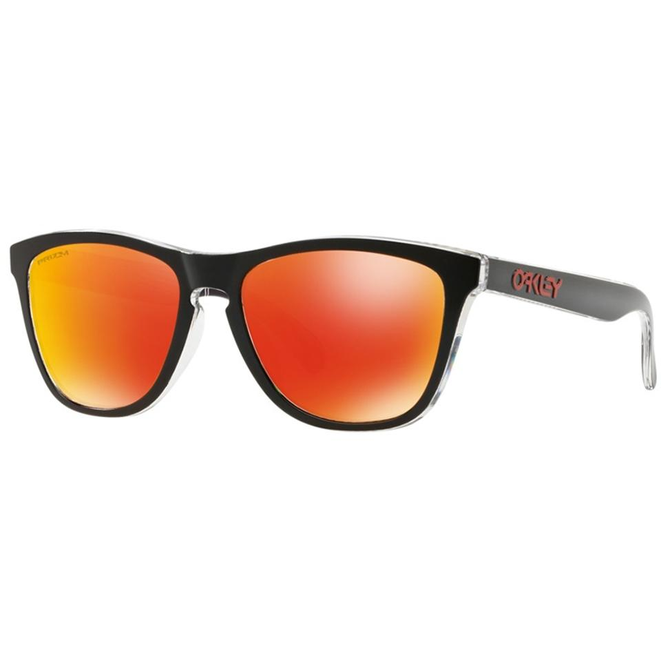 4c811c801bb Oakley Sports Style Unisex OO9245-6954 Prizm Ruby Mirrored Lens Image 0 ...