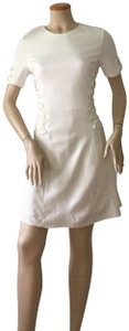 Cushnie et Ochs short dress white/ivory on Tradesy
