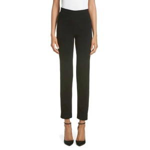 Brandon Maxwell Straight Pants Black