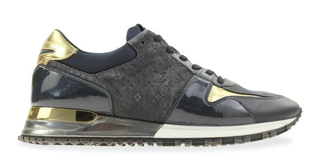 Item - Multicolor Monogram Suede and Leather Sneakers Size EU 38.5 (Approx. US 8.5) Regular (M, B)