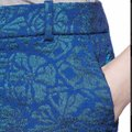J.Crew Brocade Jacquard Collection Pants Size 0 (XS, 25) J.Crew Brocade Jacquard Collection Pants Size 0 (XS, 25) Image 3