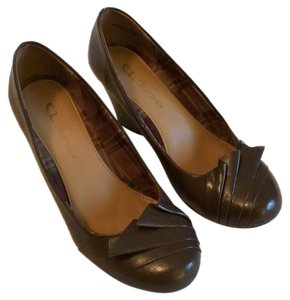 CL by Chinese Laundry Brown Wedges