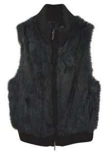 Pologeorgis Fur Fall Winter Vest