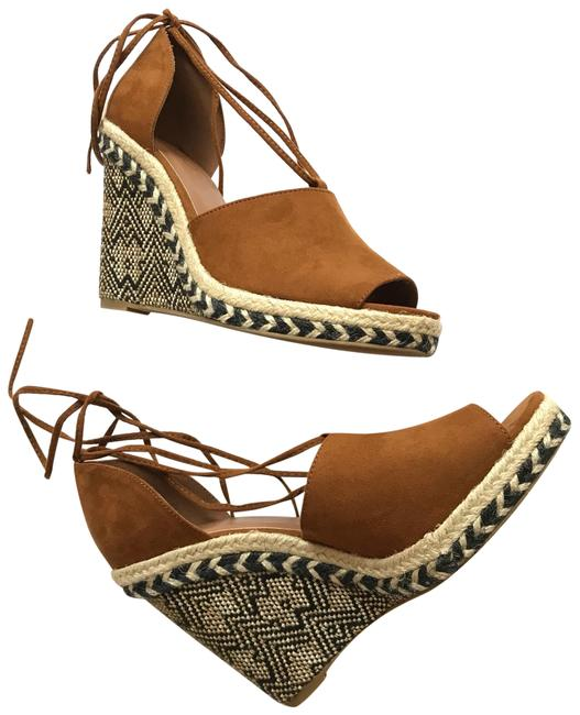 Item - Shayla Platform Espadrille Wedges Size US 9 Regular (M, B)