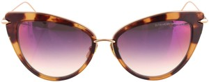 Dita Dita Heartbreaker Purple Tortoise 22027-B-TRT-GLD-56 Cat Eye