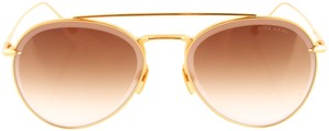 Dita Dita Axial DTS502-57 03 Gold Sunglasses