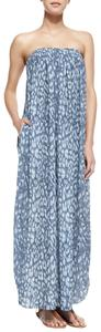 Blue Maxi Dress by L'AGENCE