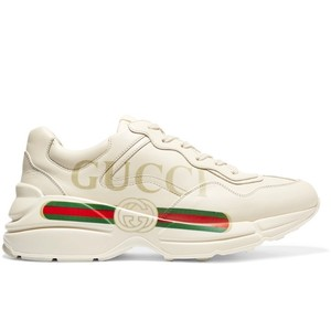 Gucci Leather Sneaker Multicolored Athletic