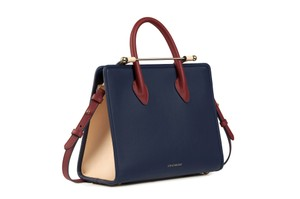 Strathberry Tote in Navy