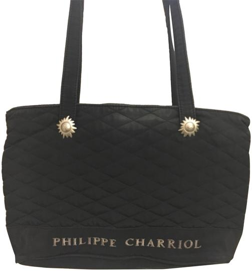 Preload https://img-static.tradesy.com/item/24131970/charriol-philippe-quilted-fabric-tote-0-1-540-540.jpg
