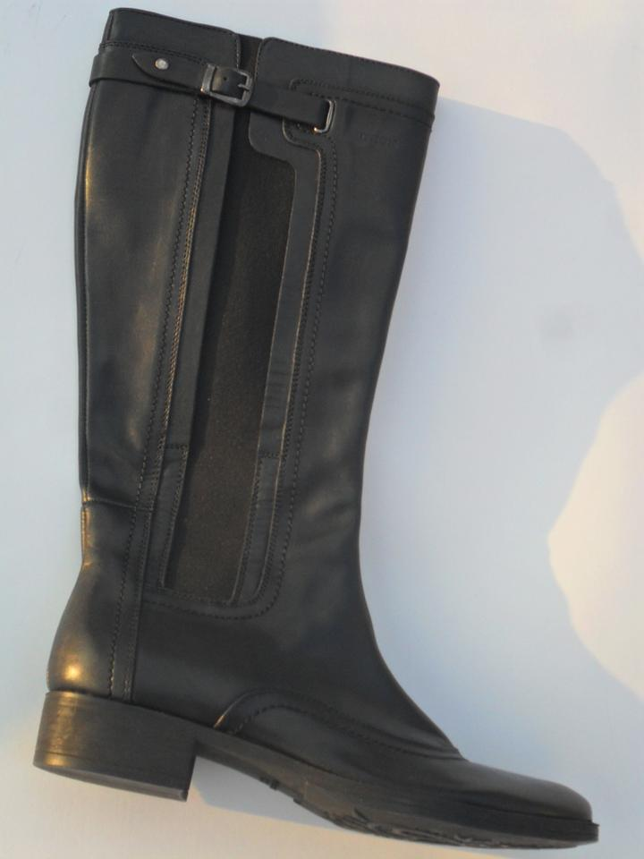 lowest price aaa8b 0ff88 Geox Black Style #003904 40 526 Respira Boots/Booties Size US 9 Regular (M,  B) 65% off retail