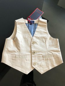 Paul Smith Vest Waistcoat Cotton Baby Boy Ferano Waistcoat Uk/Eur 6m Other