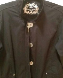 Oleg Cassini Sport Black Jacket