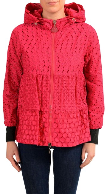 Preload https://img-static.tradesy.com/item/24133136/moncler-fuchsia-pink-women-s-etain-full-zip-windbreaker-jacket-size-16-xl-plus-0x-0-1-650-650.jpg