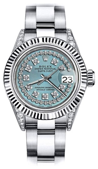 Preload https://img-static.tradesy.com/item/24133237/rolex-stainless-steel-turquoise-string-sp-26mm-datejust-18k-white-gold-bezel-and-ss-watch-0-1-540-540.jpg