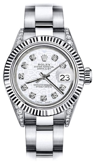 Preload https://img-static.tradesy.com/item/24133251/rolex-stainless-steel-white-logo-26mm-datejust-18k-white-gold-bezel-and-ss-watch-0-1-540-540.jpg