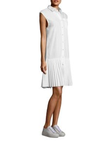 Public School short dress white on Tradesy