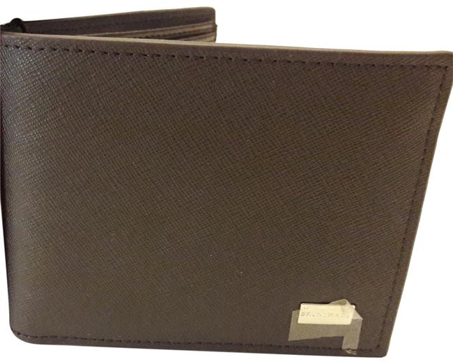 Item - Italy Brown Men Leather Wallet
