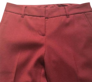 Tory Burch New Fall New Fall New Fall Fall New Capri/Cropped Pants burgundy
