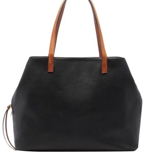 Sole Society Tote in Black