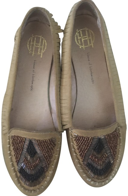 House of Harlow 1960 Brown Moccasin Flats Size EU 40 (Approx. US 10) Regular (M, B) House of Harlow 1960 Brown Moccasin Flats Size EU 40 (Approx. US 10) Regular (M, B) Image 1