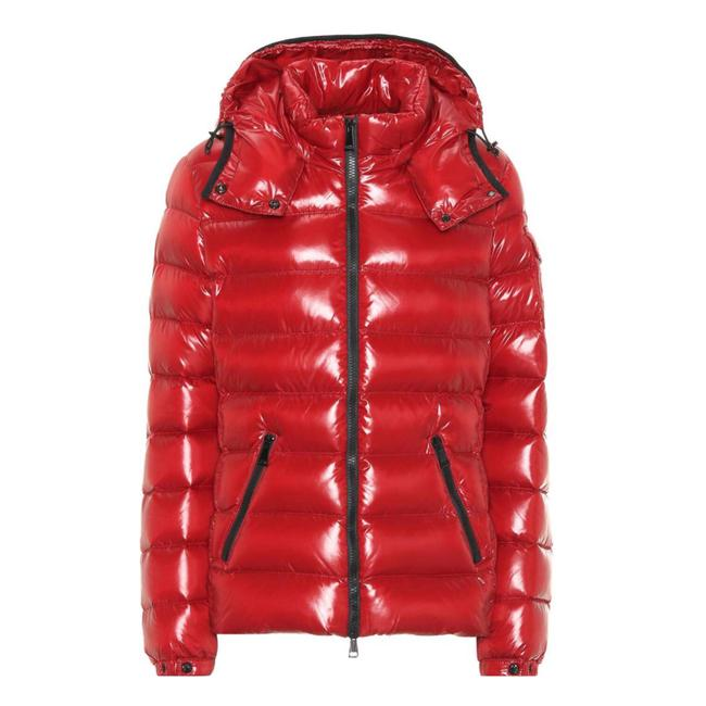 Item - Red Bady Puffer Coat Size 0 (XS)