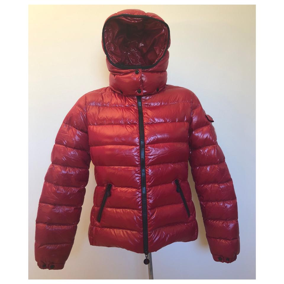 659ded0e4 Red Bady Puffer Coat