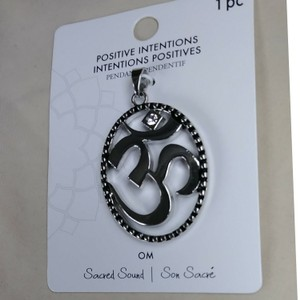 positive intentions OM Pendant