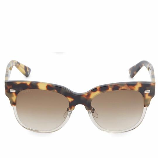 Gucci Rounded Cat Eye 52mm