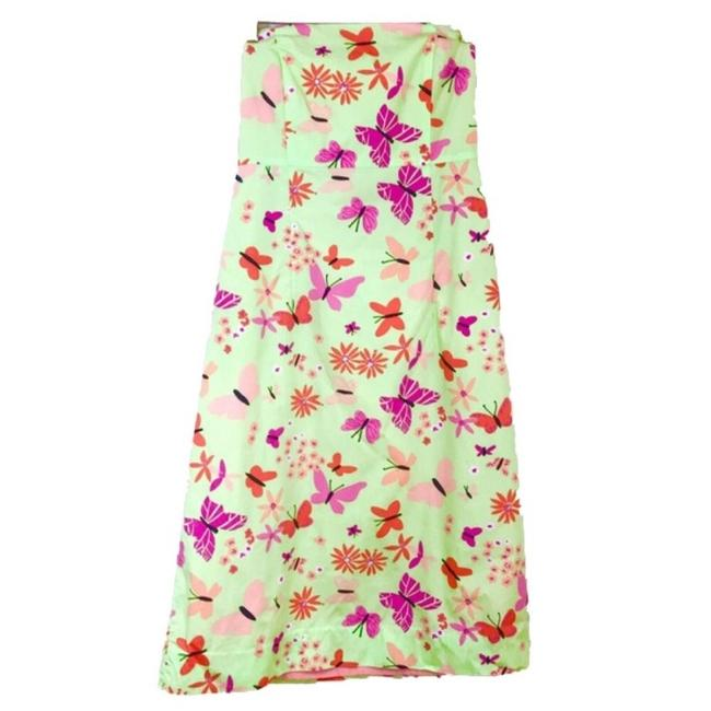 Preload https://img-static.tradesy.com/item/24134099/lilly-pulitzer-green-butterfly-bonjour-strapless-short-casual-dress-size-6-s-0-0-650-650.jpg