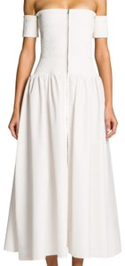 white Maxi Dress by Fendi