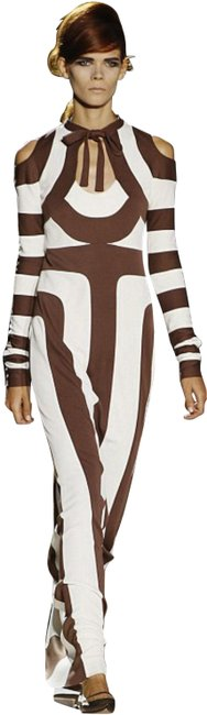 Preload https://img-static.tradesy.com/item/24134281/marc-jacobs-brown-ivory-multi-color-stripe-color-block-stretch-maxi-long-cocktail-dress-size-4-s-0-4-650-650.jpg